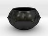 6-breasts shaped ceramic ashtray/desert bowl 3d printed