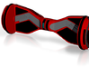 Hoverboard_Type 1_Red 3d printed