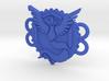 Pokemon Go Team Mystic Bracelet 3d printed