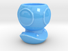 Shaving Brush Handle: Diver 3d printed