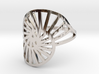 Nautilus Ring Size 11 3d printed