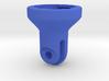 GoPro 3-Prong to Garmin Socket Adapter 3d printed