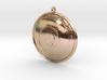Steven Universe 'Rose's Shield' Necklace 3d printed