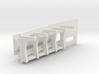 ESB/TFA Front Wall w/Frames for DeAgo Falcon 3d printed
