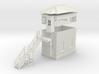 LB71 - Leek Brook Junction signalbox 7MM 3d printed