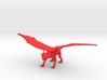 Red Dragon 3d printed