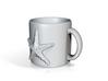 Starfish Coffee Mug 3d printed