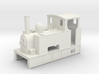 009 Steam tram loco with bunker 3 3d printed