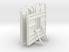 Truck Cab Guard Logging With Window 1-87 HO Scale 3d printed