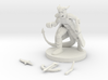 Tiefling Rogue 3d printed
