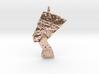 Nefertiti Pendant 3d printed