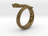 Hognose Snake Ring US4 / Fountain Pen Roll-stopper 3d printed