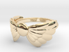 Arcángel Ring US Size 5 UK J½ 3d printed