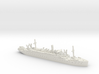 HMS Jervis Bay 1/700 3d printed