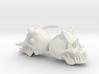Demon Skulls X2 3d printed