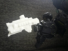 """""""Centralizer"""" RESIZED 5mm post 3d printed Image by Remko. Weapon wielded by Shadow Emissary Hexatron."""