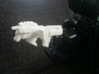 """Zonefinder"" RESIZED 5mm post 3d printed Image by Remko. Weapon wielded by Shadow Emissary Hexatron."