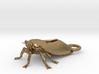 Cicada pendant 3d printed