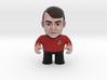 Scotty Star Trek Caricature 3d printed Scotty Star Trek Caricature