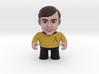 Chekov Star Trek Caricature 3d printed Chekov Star Trek Caricature