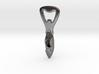Kayak Bottle Opener 3d printed