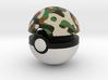 Pokeball (Safari) 3d printed