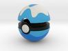 Pokeball (Dive) 3d printed