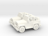 Jeep cars 40mm (2 pcs) 3d printed