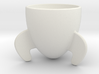 Rocket coffee mug 3d printed