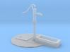 Street pump type: A 1:48( 0 ) scale 1 Pcs 3d printed
