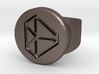 Prime Ring - Badge Diamond 3d printed