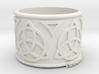 Celtic Ring Bene4 3d printed