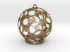 Hundred Cats Ornament 3d printed Hundred Cats Ornament (different materials have different prices)