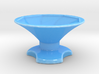 Shave Lather Bowl & Shaving Scuttle: Twister 3d printed