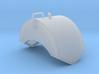 BN Fuel Tender Lube Saddle 3d printed