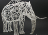 Digital Safari- Elephant (Large) 3d printed