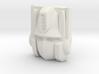 Optimus Prime Face, Sunbow (Titans Return) 3d printed
