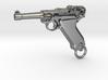 Luger Gun 3d printed