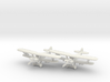 Hawker Hind (two airplanes set) 1/285 6mm 3d printed