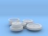 Stock Engine Pulleys 1/12 3d printed