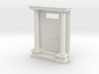 Entrance Portico 1:76mm scale 3d printed