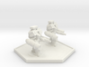 UWN Army Devistator Suit Team 3d printed