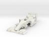 HO Formula 1 2016 Body 3d printed