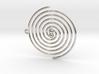 Inspiral 3d printed