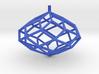 Rhombic Polyhedron Top 3d printed