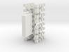 Pixel Tree Wide 3d printed