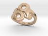 Saffo Ring 17 – Italian Size 17 3d printed