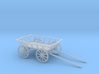 28mm Rustic Cart 3d printed
