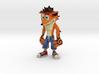 Crash Bandicoot - Normal Pose 76mm 3d printed