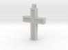 Pride Cross 3d printed